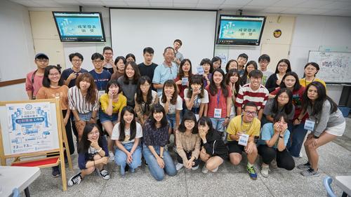 TaiwanGPS攜手教育丸子邀集年度校園大使進行〈2019校園大使「社群編輯」工作坊〉
